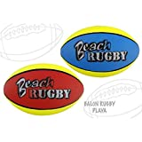 Balon rugby playa