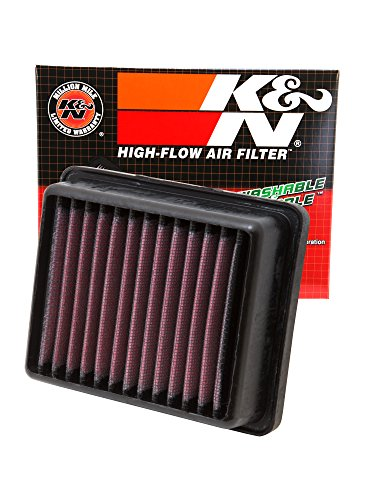 k&n kt-1211 high performance replacement air filter for ktm duke 200/390 K&N KT-1211 High Performance Replacement Air Filter for KTM Duke 200/390 51MprnLsc0L