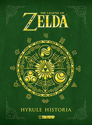 Produktbild The Legend of Zelda - Hyrule Historia