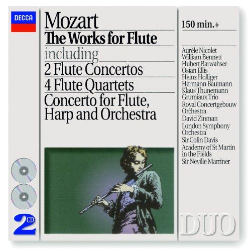 Mozart: Flute Concerto No.2 in...