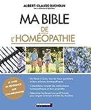 Ma Bible de l'homéopathie...