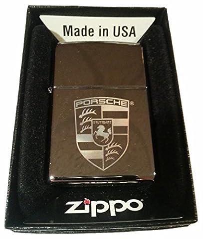 Porsche Collectible Briquet Zippo
