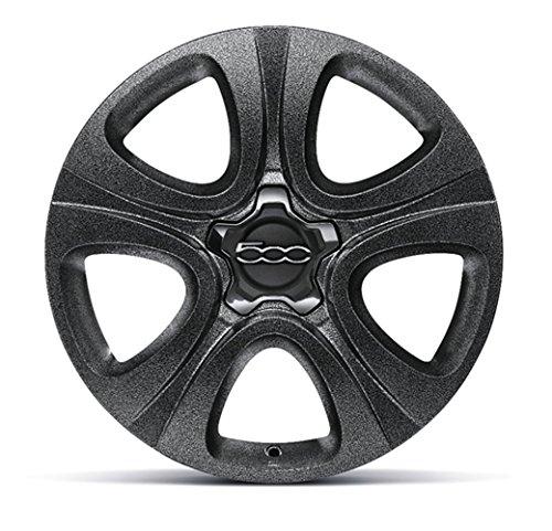 Fiat-500-X-18-cerchi-in-lega-delle-ruoteCerchi-in-Legaset-di-cerchioni-Urban-finitura-nero