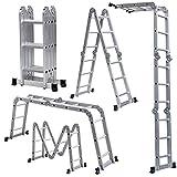 Youngman Aluminium Multipurpose Ladder For Home