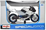 #9: Maisto Bmw Hp2 Sport Scale-1:18 Die Cast Toy Motorcycle - Multi Color