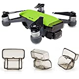 Cámara Gimbal para Lente Protector Cubierta Protectora Caso Gimbal Lock Tapa de cubierta de lente de cámara Cubierta protectora de la pantalla del sistema sensor 3D Accesorio de Drone para Dji Spark