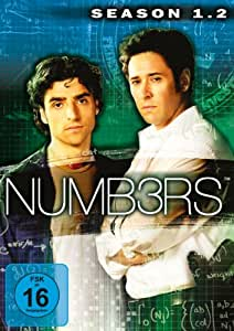 Numb3rs - Season 1, Vol. 2 [2 DVDs]
