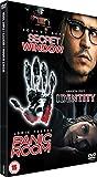Secret Window/Identity/Panic Room [DVD]