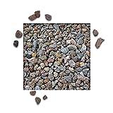 10 kg Lava Splitt Pflanzgranulat Schneckenschutz Lavastein Lavasteine Aquarium Dachbegrünung Lavagranulat Körnung 8/16 mm