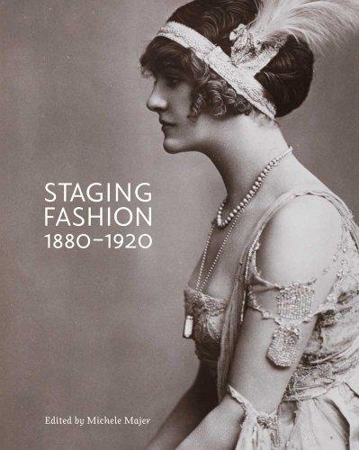 Staging Fashionm 1880-1920 - Jane Hading, Lily Elsie, Billie Burke (1920 Kostüme Mode)