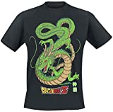 DRAGON BALL - Tshirt DBZ/ Shenron homme MC black - basic (S)