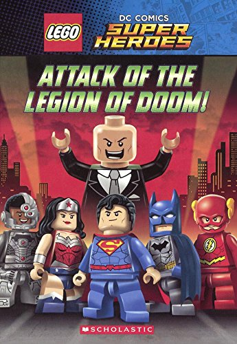 Attack of the Legion of Doom! (Lego DC Super Heroes)