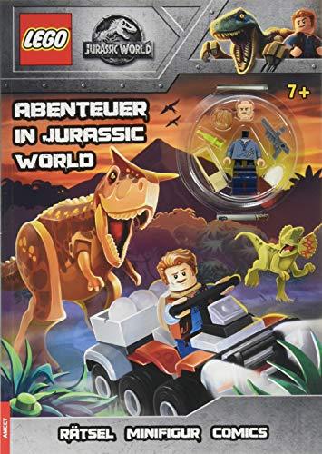 LEGO® Jurassic WorldTM Abenteuer in Jurassic World