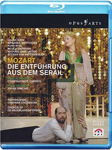 Mozart, Wolfgang Amadeus Opera e operetta