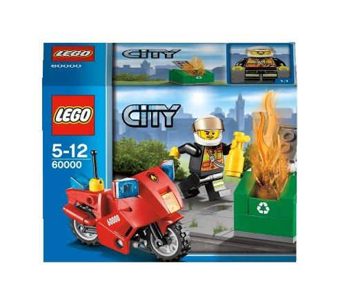 Imagen 3 de LEGO CITY 60000 - Moto de Bomberos
