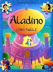 Aladino. Libro puzzle