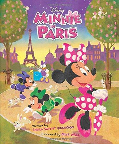 Minnie: Minnie in Paris: Purchase Includes Disney eBook!