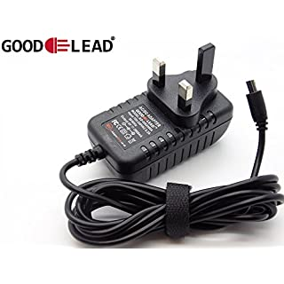 GOOD LEAD Replacement 5V 600mA Switching Power Supply For Motorola MBP36S Baby Monitor NEW