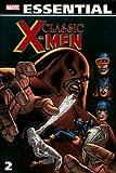 Essential Classic X-Men Volume 2: v. 2