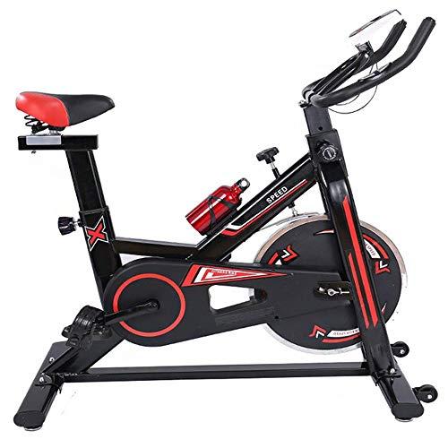 Wanlianer Bicicleta reclinada Mute Trainer Bicycle Advanced con Entrenamiento de Entrenamiento y Bicicleta elíptica Bicicleta de Ejercicios Interior