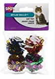Ethical Pet Mylar Balls, 1.5-inch, Pack of 4