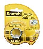 3M Scotch Klebeband doppelseitig, abziehbar