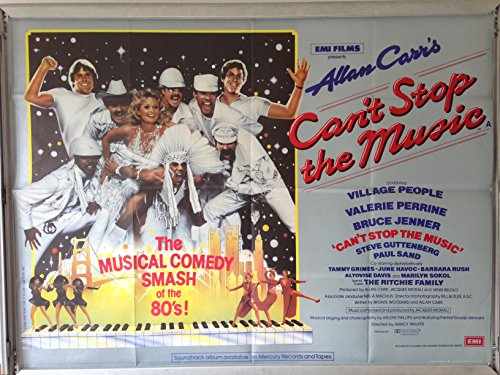cinema-poster-cant-stop-the-music-1980-quad-the-village-people