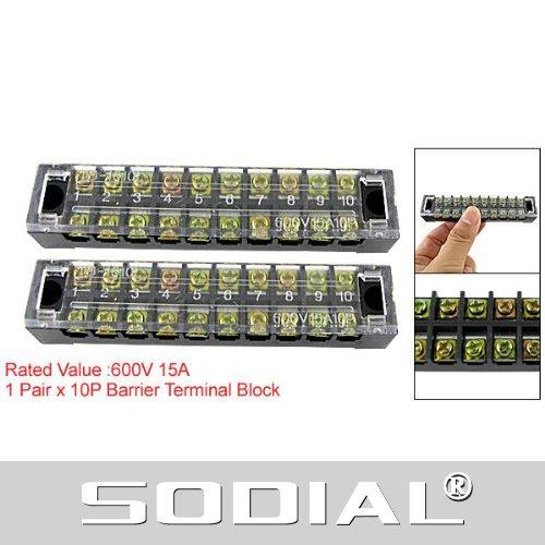 sodialr-10-poli-barriera-connettore-morsettiere-block-15a-600v