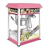 Popcornmaschine Popcornmaker Teflontopf