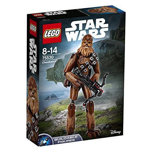 LEGO - 75530 - Star Wars - Jeu de construction - Chewbacca