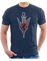 Cloud City 7 Star Trek Discovery Terrian Empire Logo Men's T-Shirt