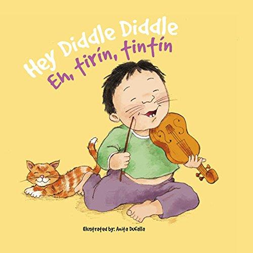 Eh, Tirín, Tintín: Hey Diddle Diddle (Nursery Rhymes) por Rhea Wallace
