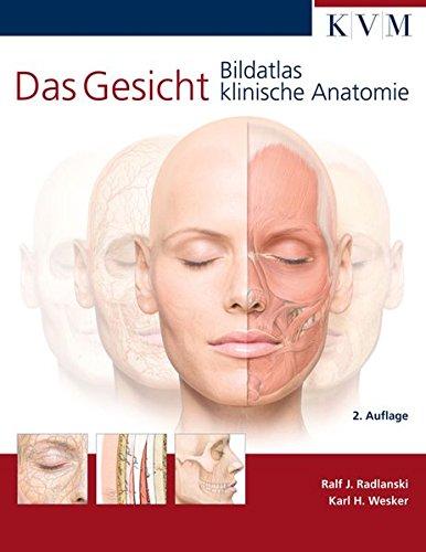 Das Gesicht | Bildatlas klinische Anatomie -