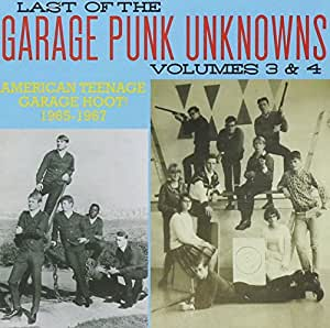 Last of the Garage Punk 3 & 4 [Import allemand]