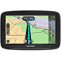 TomTom Start 52 5 Inch Sat Nav with UK,Republic of Ireland and Western Europe Lifetime Maps