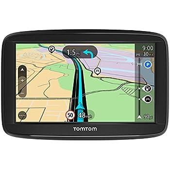 Tomtom Start   Inch Sat Nav With Ukrepublic Of Ireland And Western Europe Lifetime Maps