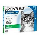Frontline Katze 3 Anwendungen