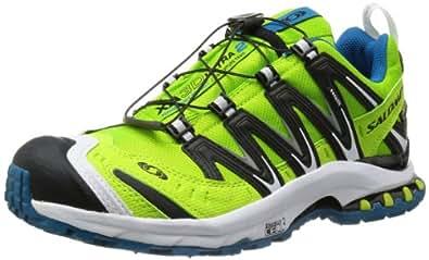 """SALOMON XA Pro 3D Ultra 2 GTX Men's Trail Running Shoes, Green, UK6.5"""