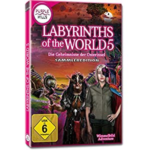 Labyrinths of the World 5 – Die Geheimnisse der Osterinsel Sammleredition [Windows 10/8/7]