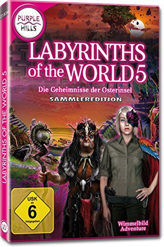 Labyrinths of the World 5 - Die Geheimnisse der Osterinsel Sammleredition [Windows 10/8/7]