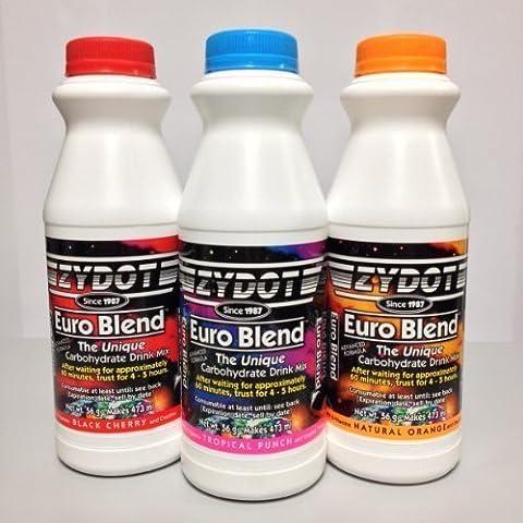 Zydot Euro Blend Detox Cleansing Carb Drink Mix / De-Tox / Carbo