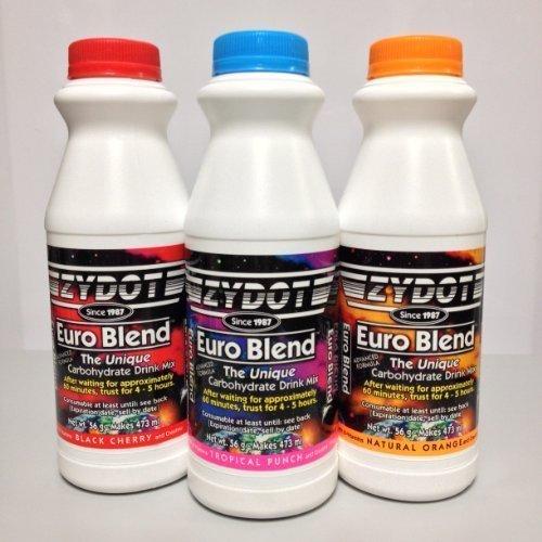 zydot euro miscela disintossicante detergente carboidrati della bevanda / de-tox / carbo