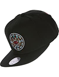 Mitchell & Ness HWC Grizzlies Wool Solid Snapback
