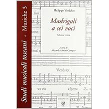 Madrigali a sei voci