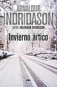 Invierno ártico par Arnaldur Indridason