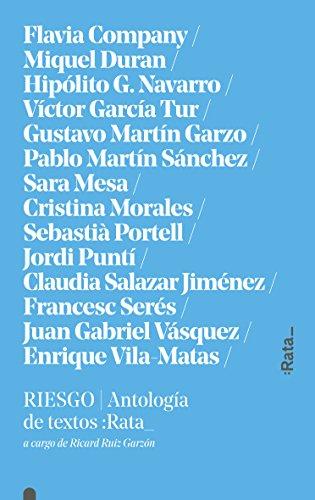 Riesgo (rata/5) por Ricard Ruiz Garzón