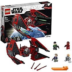 LEGO® Star WarsTM TIE FighterTM de Major Vonreg Jeu de construction, 8 Ans et Plus, 496 Pièces 75240