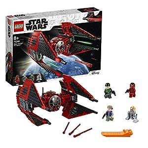 LEGO Star Wars Tie Fighter del Maggiore Vonreg, Gioco per Bambini, Multicolore, 382 x 262 x 70.5 mm, 75240 LEGO Star Wars LEGO