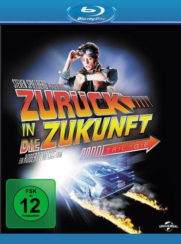 Bild von Zurück in die Zukunft - Trilogie [Blu-ray] [Collector's Edition]