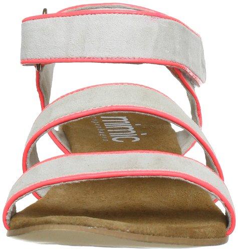 Mimic Copenhagen M131618, Sandales femme Rose (Neon Pink)